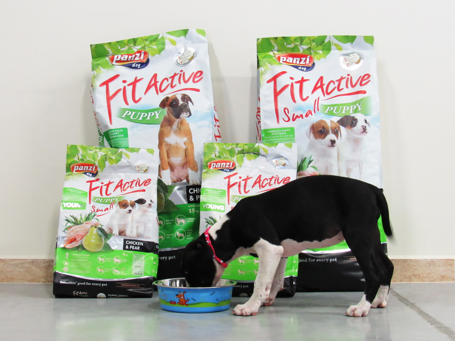 FitActive Puppy Small Chicken & Pears | FitActive Puppy Chicken & Pears