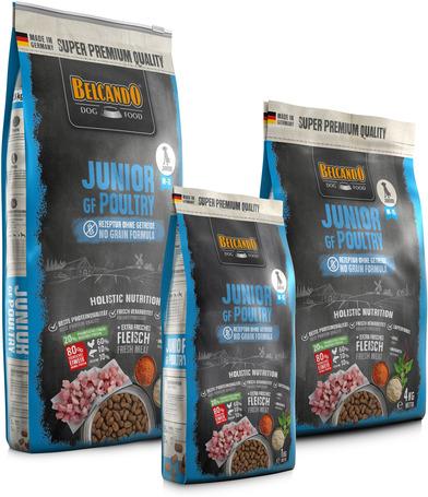 Belcando Junior Grain-Free Poultry