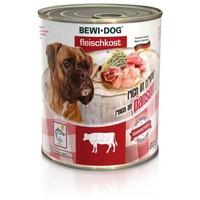 Bewi-Dog pacalban gazdag konzerves eledel kutyáknak