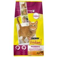 Friskies Cat Hairball Formula - Száraz macskaeledel szőrlabda-képződés ellen
