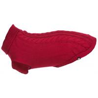 Trixie Kenton piros kutyapulóver