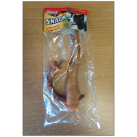 Panzi szárított sertés farok snack kutyáknak