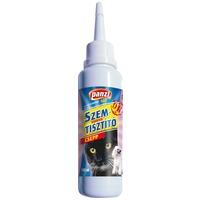 Panzi szemkörnyék tisztító csepp kutyáknak és macskáknak