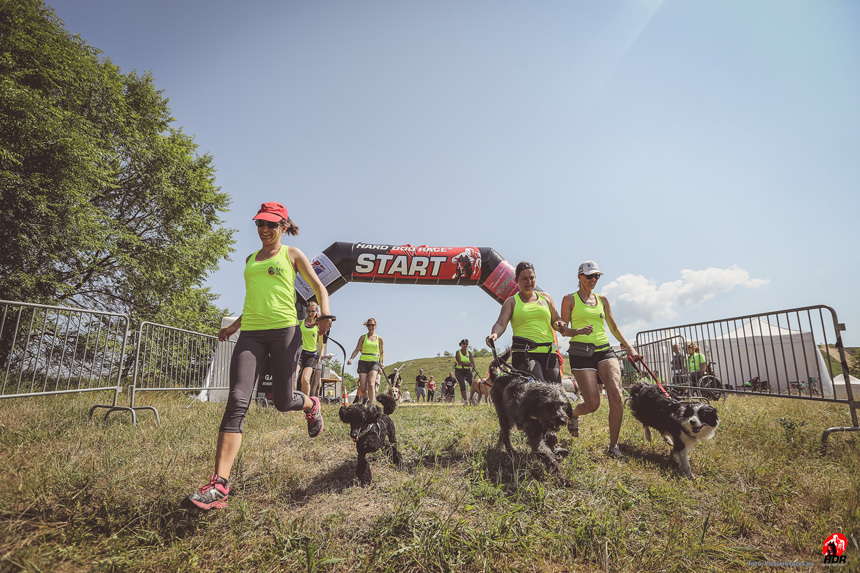 Hard Dog Race 2017 - Start