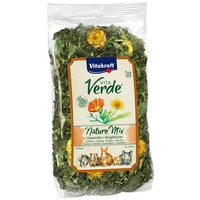 Vitakraft Vita Verde Nature Mix gyermekláncfűvel és körömvirággal rágcsálóknak és nyulaknak