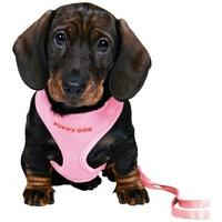 Trixie Puppy Soft hám és póráz kölyökkutyának
