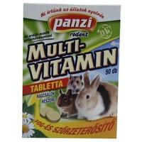 Panzi fog- és szőrzeterősítő multivitamin rágcsálóknak