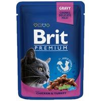Brit Premium Cat with Chicken & Turkey