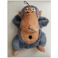 Tommi Crazy Monkey plüss kutyajáték beépített sípolóval | 3 változatban kapható