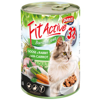 FitActive Cat Adult Goose & Rabbit with Carrot