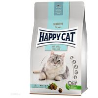 Happy Cat Sensitive Skin&Coat l Szőr-bőrtápláló száraztáp macskáknak