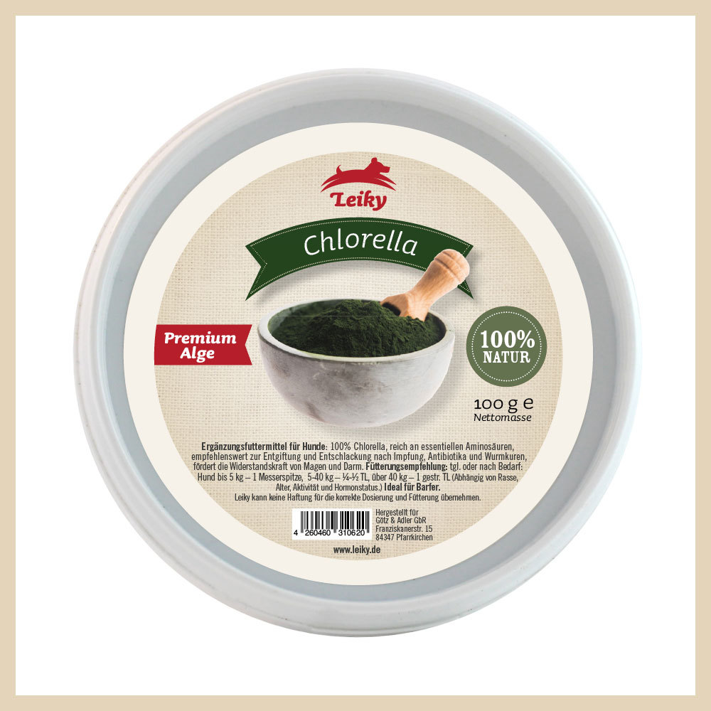 méregtelenítő chlorella