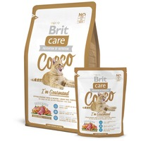 Brit Care Cat Cocco I'm Gourmand – Duck & Salmon