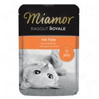Miamor Cat Ragout Royale - Alutasakos eledel pulykahússal