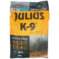Julius-K9 GF Hypoallergenic Senior Lamb & Herbals | Táp idős kutyáknak bárányhússal és gyógynövényekkel