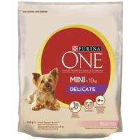 Purina One Small Dog Adult lazaccal és rizssel kistestű kutyáknak