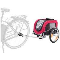 Trixie biciklis trailer kutyáknak