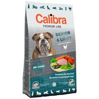 Calibra Dog Premium Senior & Light