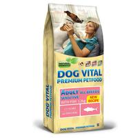 Dog Vital Adult All Breed Sensitive Fish | Halas kutyatáp bőr- és szőrproblémákra