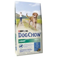 Dog Chow Light pulykahússal