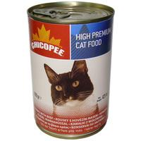 Chicopee marhahúsos macskakonzerv