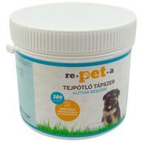 Re-pet-a tejpótló tápszer kutyáknak