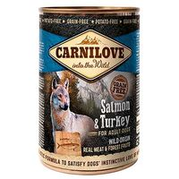 CarniLove Adult Salmon & Turkey konzerv