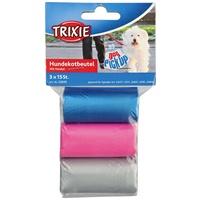 Trixie füles műanyag zacskó kutyaguminak – 3 x 15 db