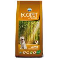 Ecopet Natural Lamb Maxi | Érzékeny emésztőrendszerű, nagytestű kutyáknak ajánlott eledel