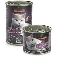 Leonardo nyúlhúsban gazdag konzerves macskaeledel