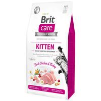 Brit Care Cat Kitten Healthy Growth & Development - Fresh Chicken & Turkey