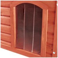 Trixie Natura hővédő műanyag ajtó kutyaházhoz