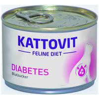 Kattovit Diabetes magas rosttartalmú konzerves macskaeledel