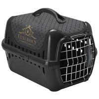 Flamingo Lux fémajtós szállítóbox kutyáknak és macskáknak