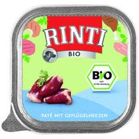 Rinti Bio baromfiszíves páté alutálkában