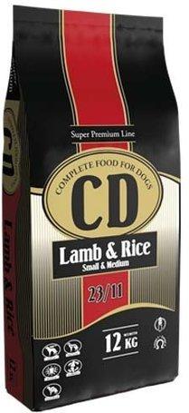 CD Lamb & Rice Small & Medium érzékeny emésztésű, allergiára hajlamos kistestű kutyáknak