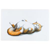 Trixie dagi cica mintás tálalátét