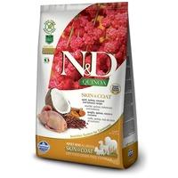 N&D Dog Grain Free Quinoa Skin & Coat Quail – Bőr- és szőrproblémákra