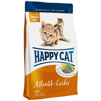 Happy Cat Supreme Fit & Well Adult Atlantik-Lachs