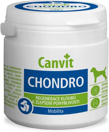 Canvit Chondro mobilitás javító tabletta kutyáknak