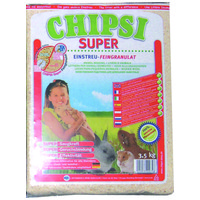 Chipsi Super forgács