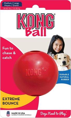 Kong Ball labda játék kutyáknak