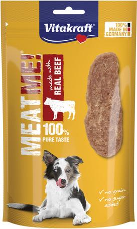 Vitakraft Meat Me Real Beef húsfalatok kutyáknak Németországból