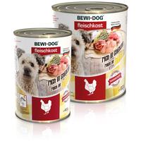 Bewi-Dog színtyúkhúsban gazdag konzerves eledel kutyáknak