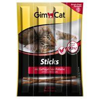 GimCat Sticks baromfihúsos rudak macskáknak
