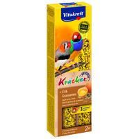 Vitakraft Kracker tojásos és fűmagos dupla rúd pintyeknek