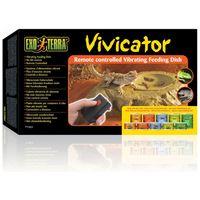 Exo Terra Vivicator távirányítós vibráló etetőtál