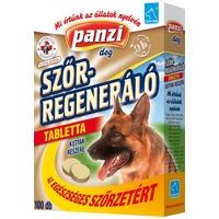 Panzi szőrregeneráló tabletta kutyáknak az egészséges szőrzetért