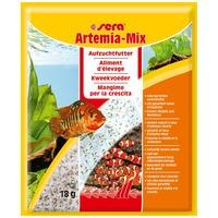 Sera Artemia Mix akváriumi ivadékhal táplálék (sórákpete)
