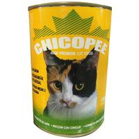 Chicopee nyúlhúsos macskakonzerv